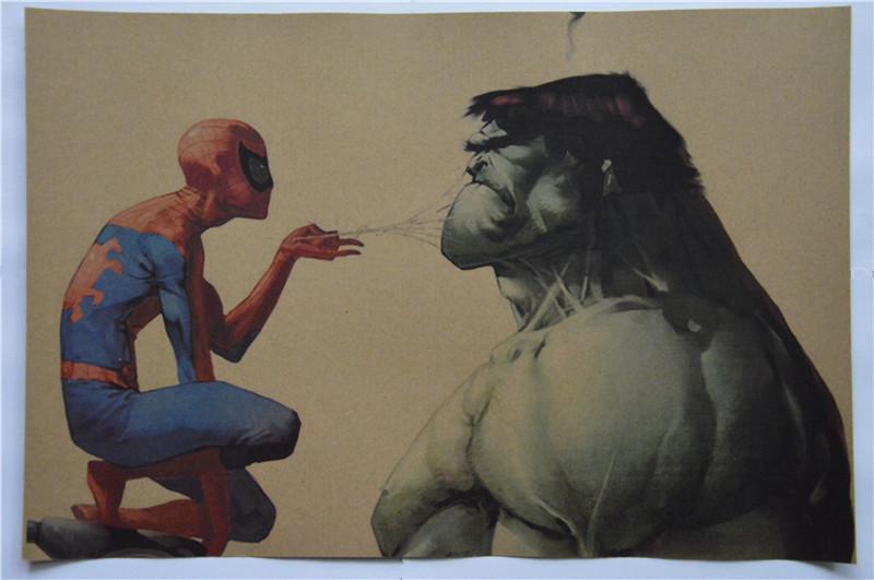 Vintage Superhero 98