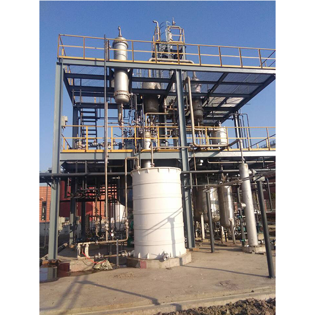 biodiesel processing unit/vacuum distillation used oil recycling/biodiesel b100 for sale