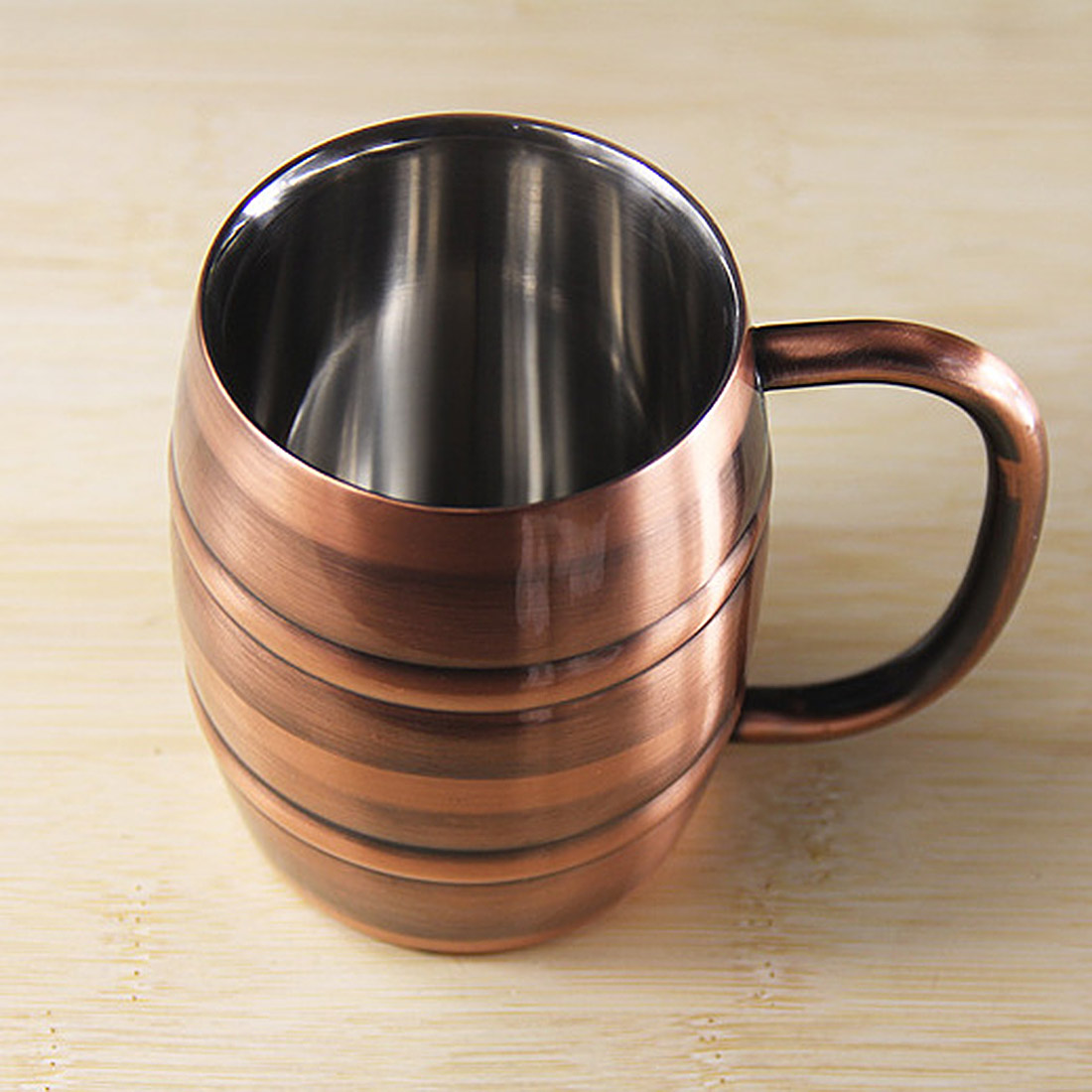 online buy wholesale copper mugs from china copper mugs wholesalers. Black Bedroom Furniture Sets. Home Design Ideas