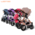 China factory cheap price aluminum frame High Landscape baby stroller 3 in 1 with carrycot and carseat