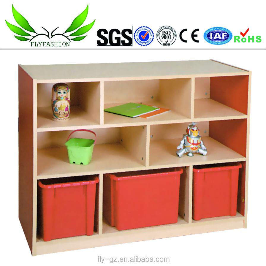 Kid Toys Storage/kids Book Cabinet/kids Storage Box Sf-130c - Buy