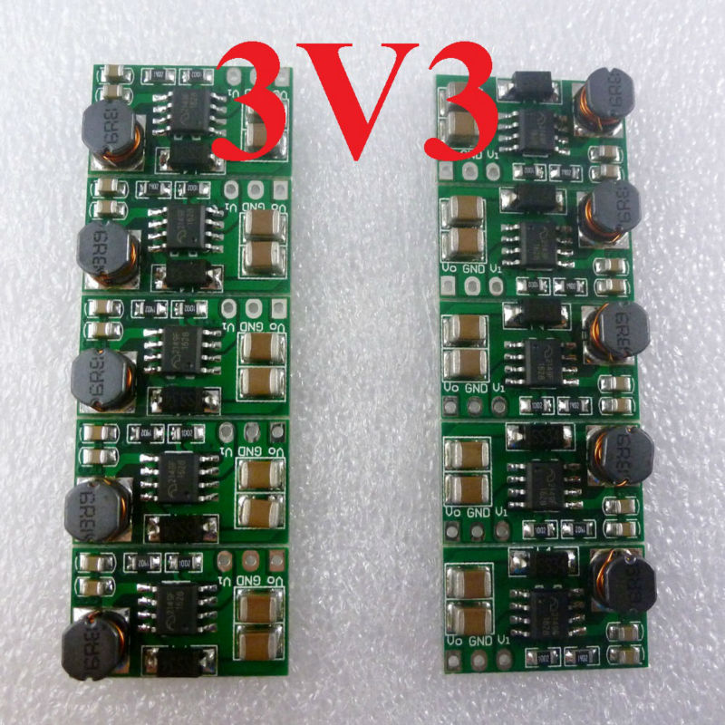 10pcs 1A DD0606SB_3V3 DC DC Converter Input 1 2V 1 5V 1 8V