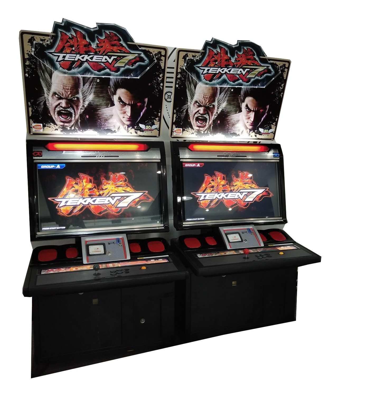 Tekken игровой автомат играть игровые автоматы без регистрации демо