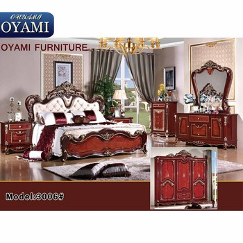 Guangdong furniture wood bedroom kids sets for