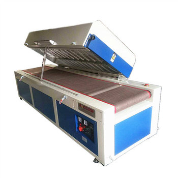 Oven Manufacture IR Hot Drying Tunnel IR Dryer Oven
