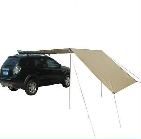 2019 wholesale China 4x4 manufacturer folding car side shelter awning