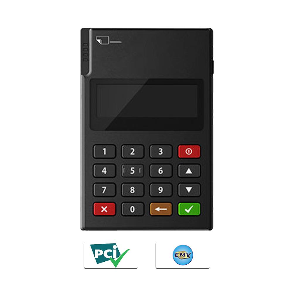 EMV PCI BT smart credit card swipe machine - USBSKY   USBSKY.NET