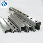 Galvanized C Channel Iron Sizes