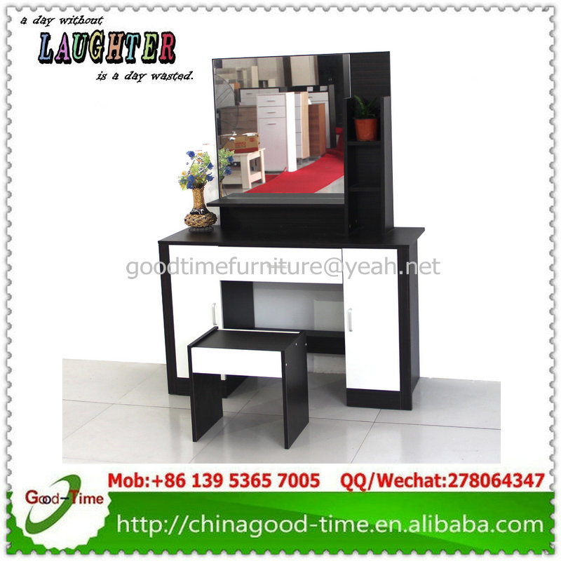 Melamine Mdf Pb Board Dressing Table With Mirror View Dressing Table Good Time Product Details From Shouguang Good Time Industry And Trading Co Ltd On Alibaba Com