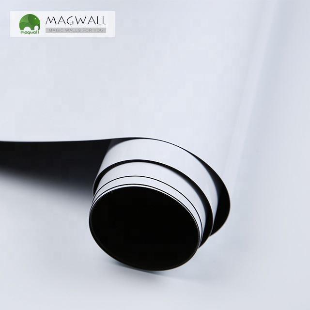 Magwall child graffiti magnetic wall home magnetic single-layer white board adhesive wall magnet sheet drawing board - Yola WhiteBoard | szyola.net