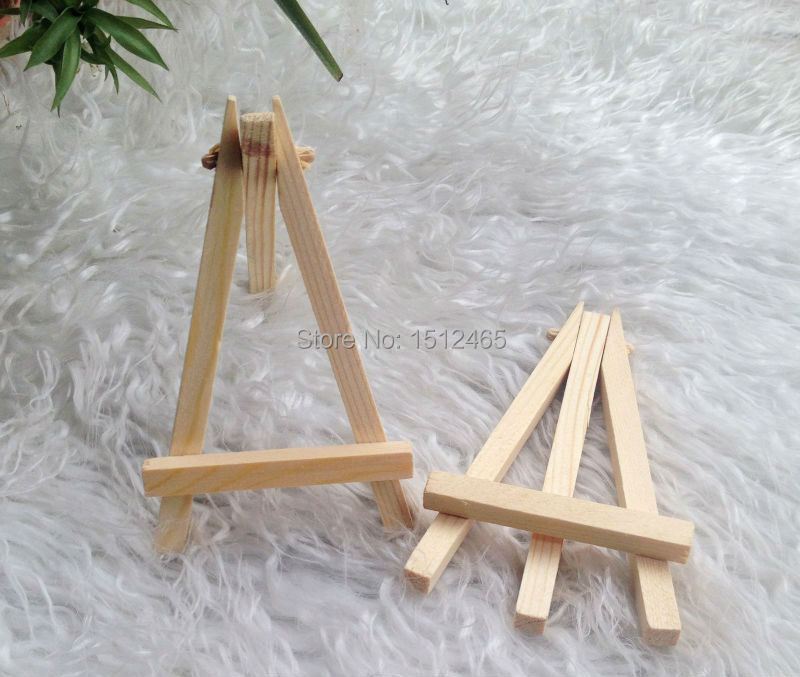 2019 Wholesale Mini Display Miniature Easel Wedding Table