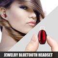Women Fashion Mini Wireless Bluetooth Havit I15 Sport Headset 4 1 In ear Earphone Stereo With