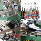 Shanghai Machine Bottle Labeler Labeling Machine Shanghai Semi Auto Round Bottle Labeling Machine