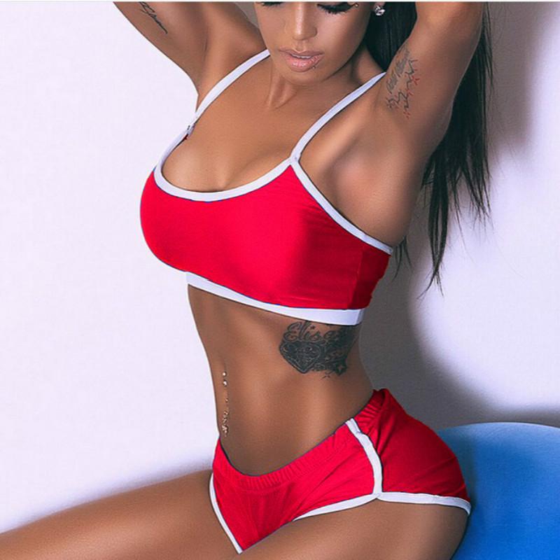 2019 Wholesale Sexy Women Yoga Sets Sport Fitness Bra