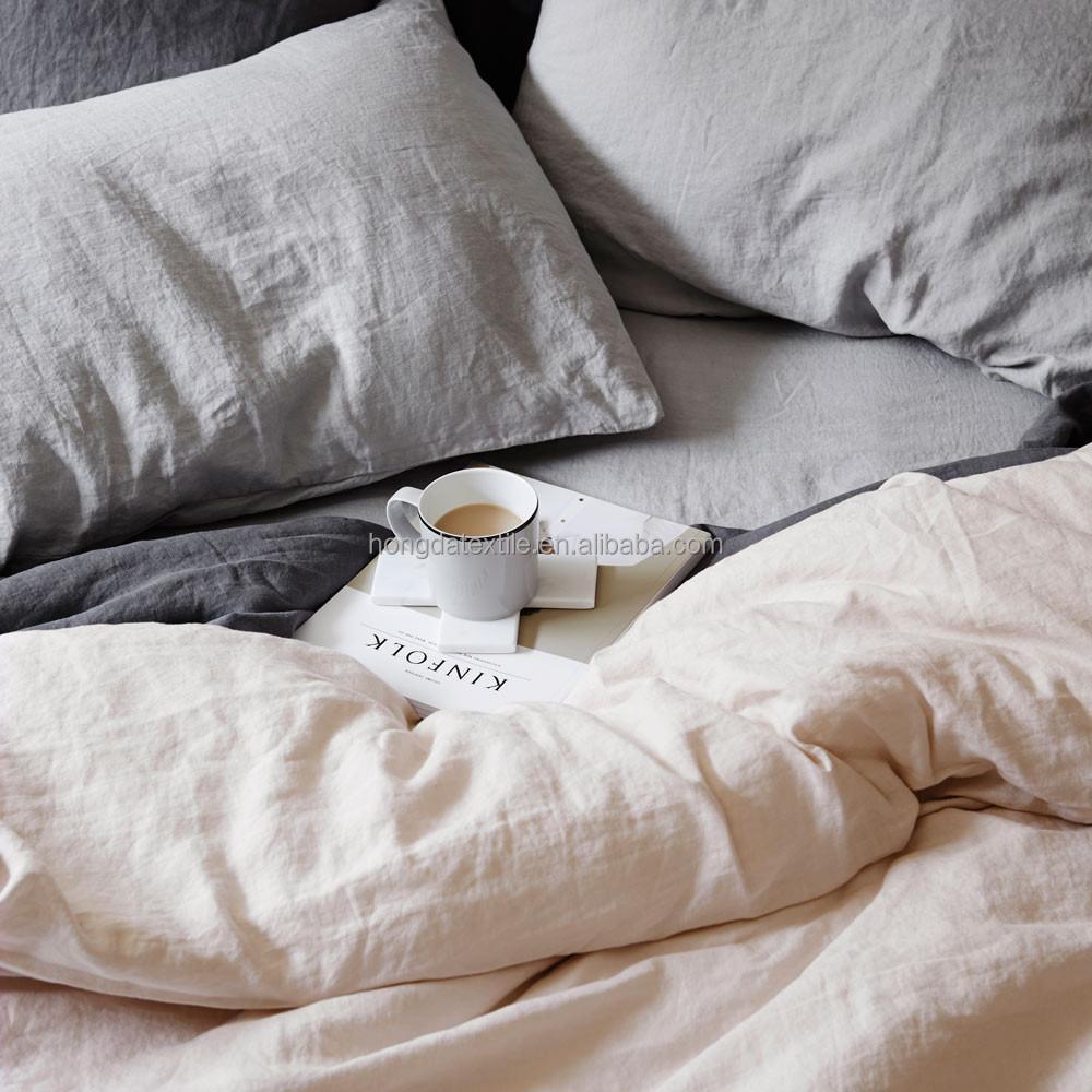 Винтажная льняная ткань в рустикальном стиле, 100% французская льняная ткань, оптовая продажа
