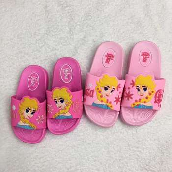 Popular new cute kids slippers children's slippers cartoon slippers for kids