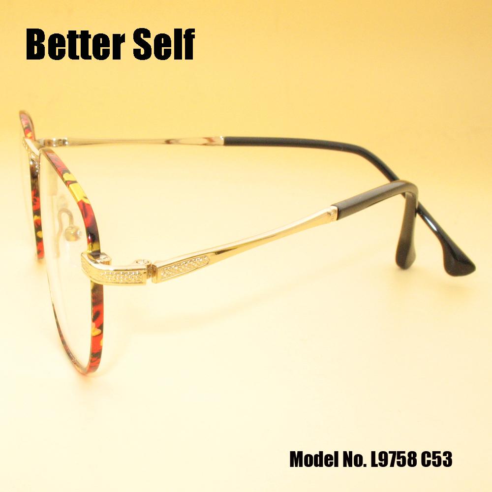 fc42e68d7e Better Self L9758 Square Optic Glasses Tortoise Eyewear Women Specatcles Myopia  Eyeglasses Frame