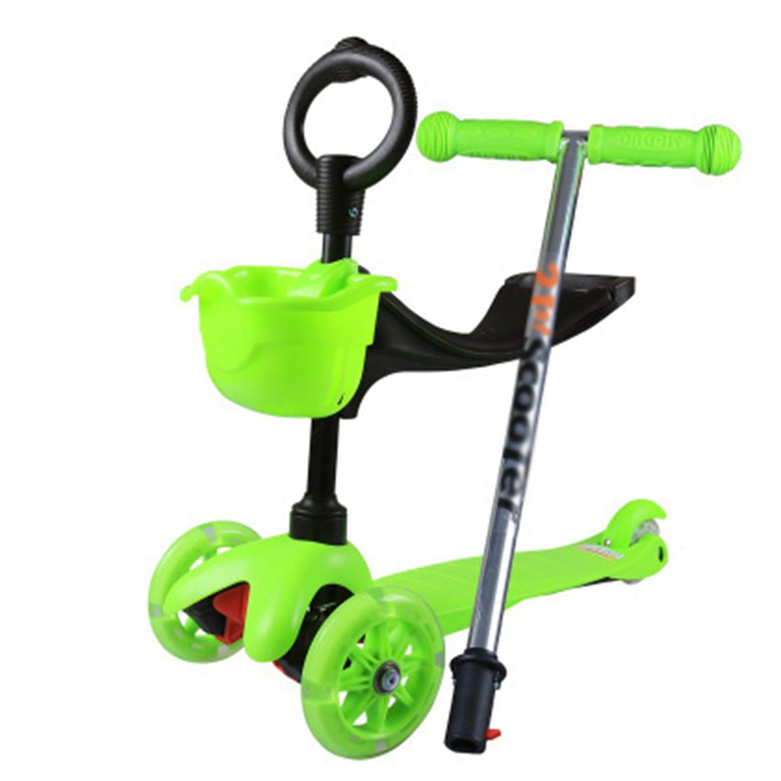 Online kopen Wholesale scooter kinderzitje uit China
