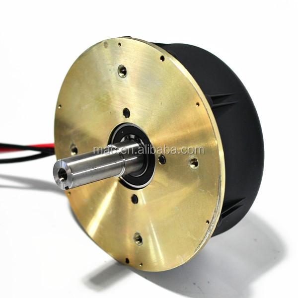 Бесщеточный двигатель постоянного тока Mac 48 В для индуктивного использования