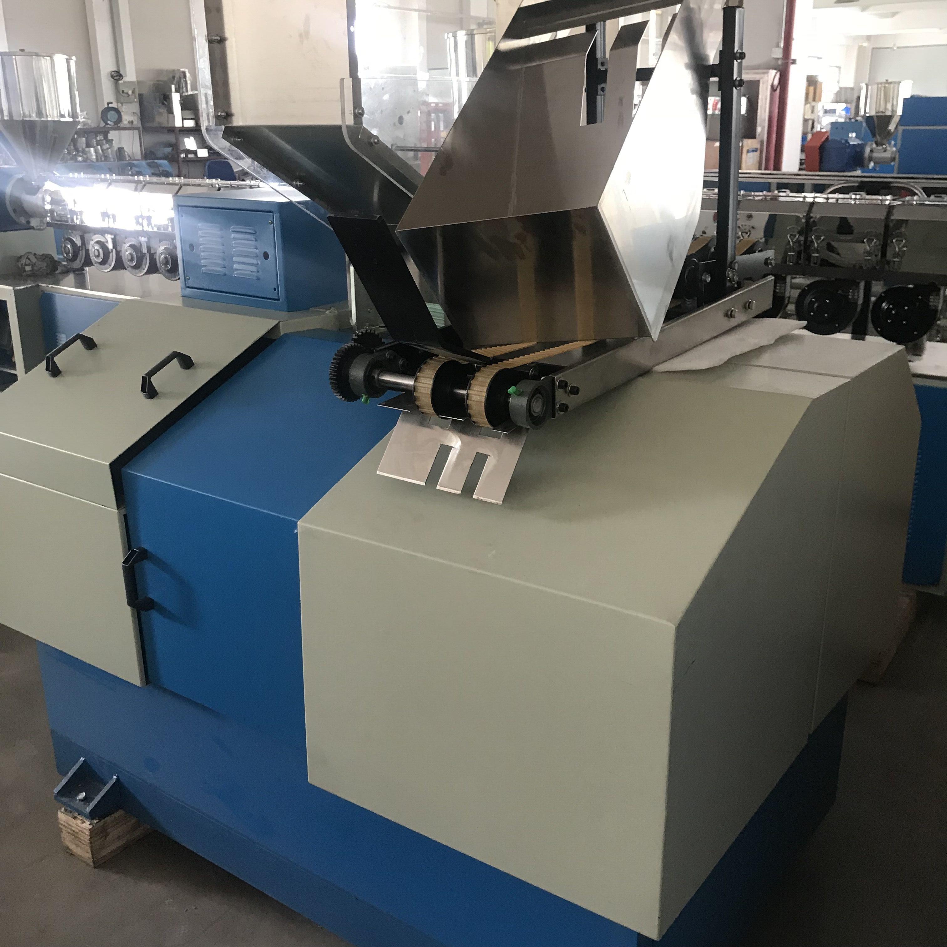 JY021 Biodegradable PLA flexible straw making machine