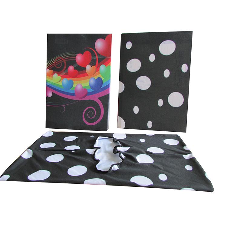 Лидер продаж, креативный Чехол-книжка из эластичной ткани для детей