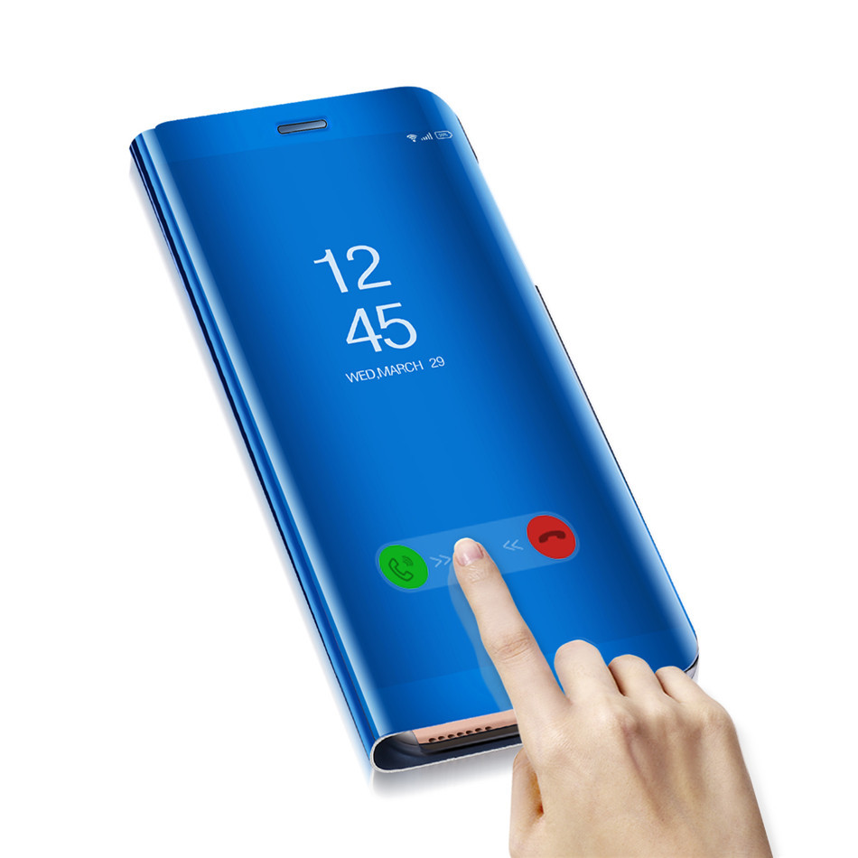 Smart Mirror Flip Phone Case For Huawei P20 P30 P10 Lite Pro Full Cover Mobile Case For Huawei Mate 20 Lite Pro Case - Buy Mirror Phone Case,Mobile ...