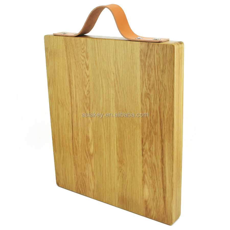 Extra Large White OAK wooden kitchen cutting board