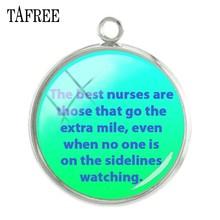 TAFREE DIY стеклянный купол 20 мм Металлические очаровательные аксессуары доктор и медсестра для изготовления ювелирных изделий брелок-браслет ...(Китай)