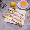 gold 4pcs/set