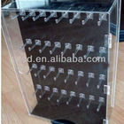 Keychain Display Keychain Display Keychain Display Stand Ornament Display Rack Retail Store MDF Rotary Display Stand