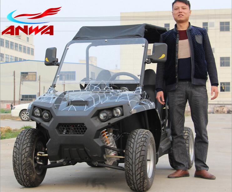 FARM 500cc ATV EEC/EPA 4x4 Water Cooled Farm Utility ATV/Quad