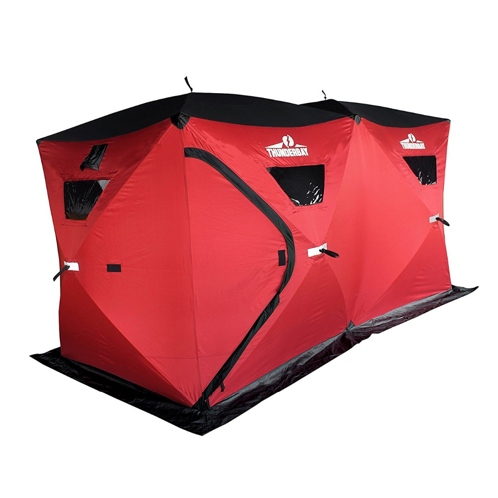 Pop Up Portable Ice Shelter Fishing Tent