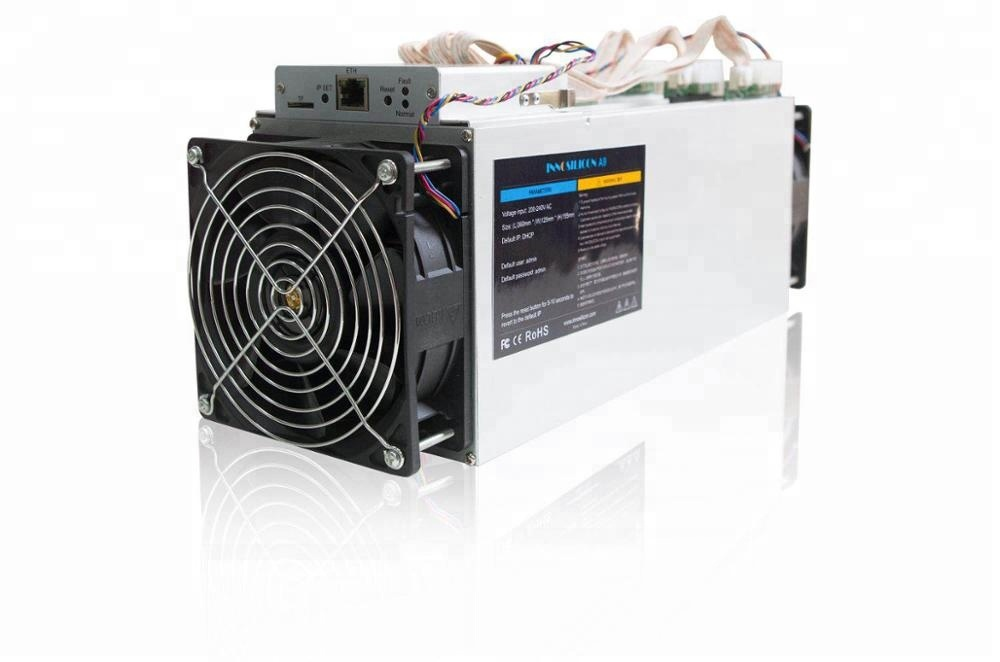 New arrival Innosilicon A9 ZMaster innosilicon best Equihash algorithm machine 50Ksol/s with low consumption