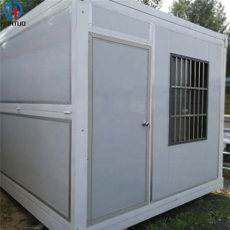 Factory Price 40ft Foldable Expandable Container House Prefab