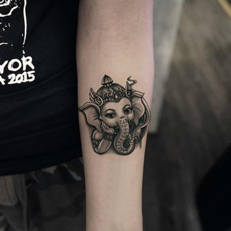 Временная татуировка SANER ST116