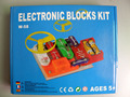 Elenco Electronic Snap Circuits building blocks kit educational learning Assembed toys set for kids 58 projects
