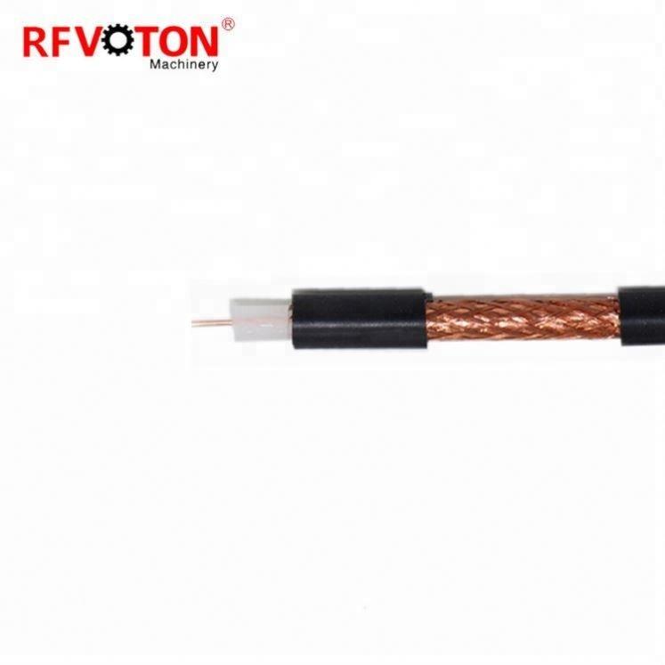 Коаксиальный кабель с низким коэффициентом потери 500 м 1000 м 50 Ом BC rg213u rg213 u rg 213