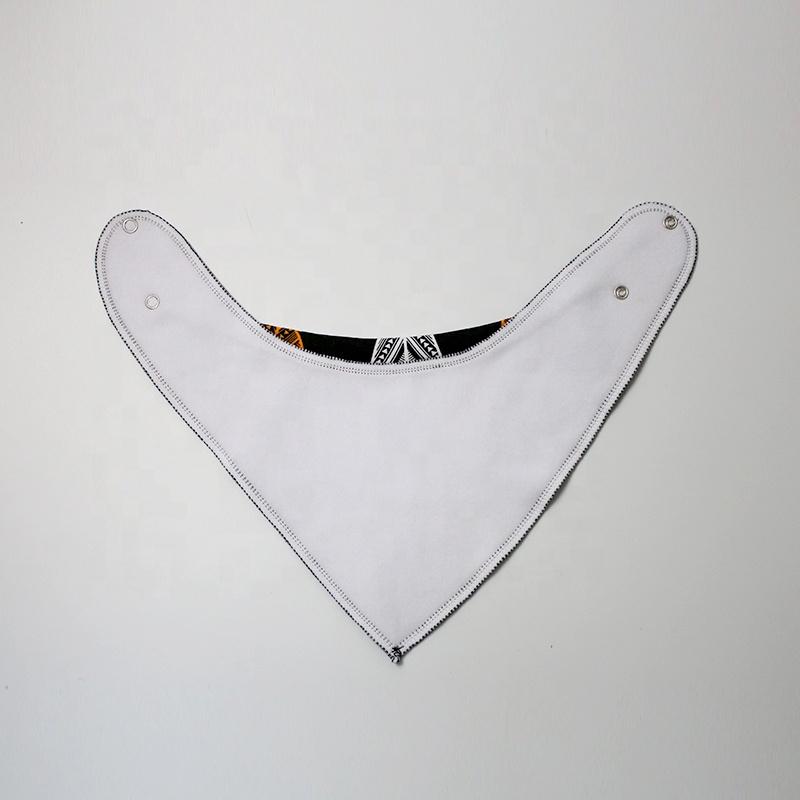 Оптовая продажа, треугольные детские слюнявчики из мягкого хлопка