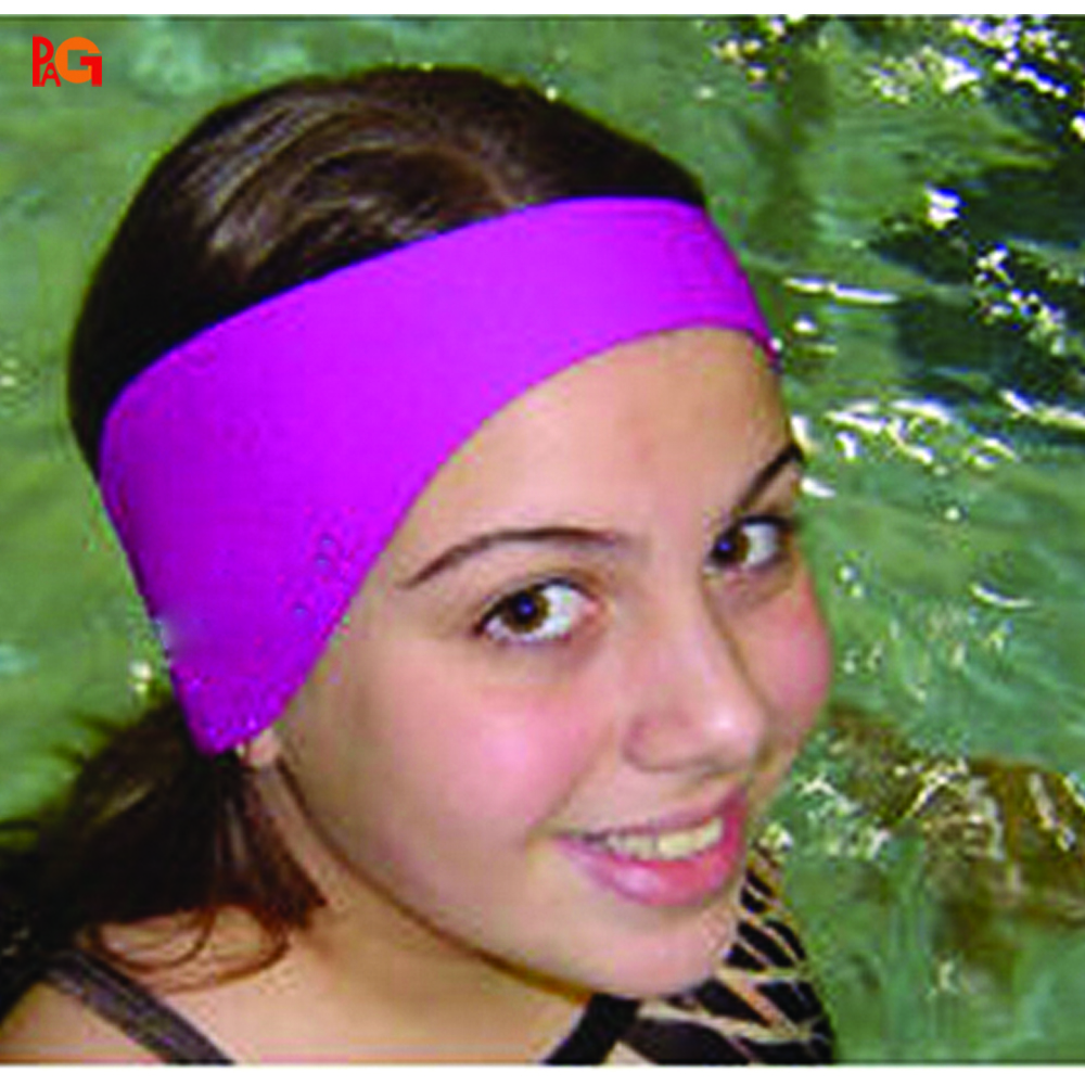 Fashion Swimming Ear Band Head Band for Kids and Adults