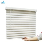 American USA UK Popular Hot Sale Cordless 2 inch 50mm Faux Wood Blinds