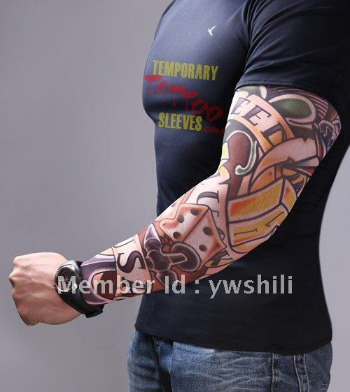 Half Sleeve Tattoo Cost: Janpanese Fake Tattoos Sleeve Design Tattoo Half Sleeve