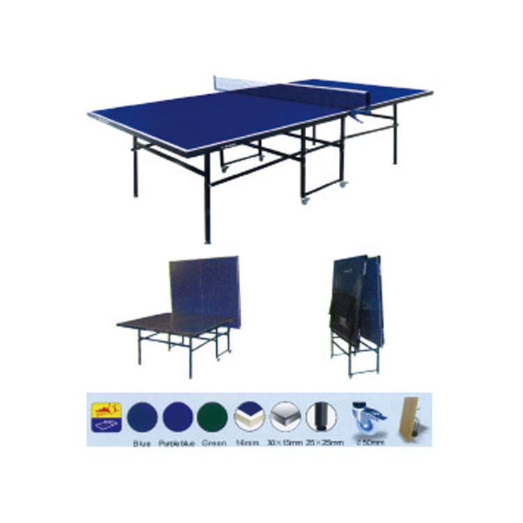 Международный стандарт Крытый подвижный ITTF PingPong стол для настольного тенниса