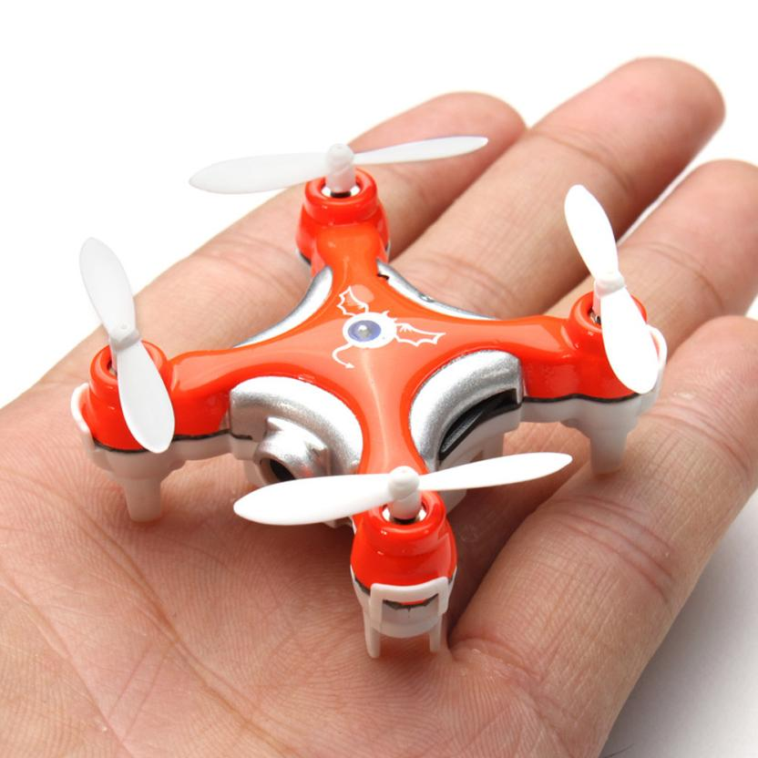 CX 10C Mini 2 4G 4CH 6 Axis LED RC Quadcopter with Camera RTF