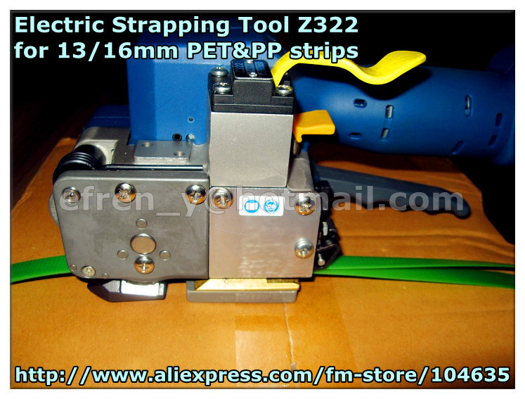 strapping tool 13