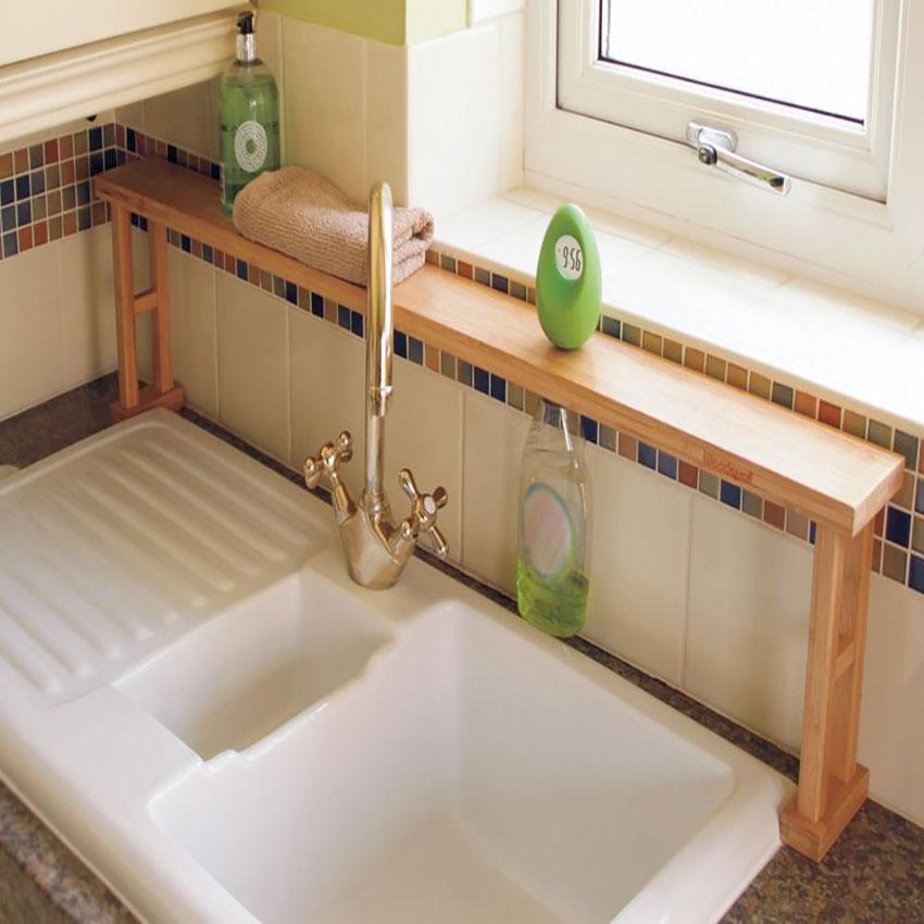Kitchen Over Sink Shelf Rack Bathroom Storage Unit Buy Sink Shelf Rack Bathroom Storage Unit Kitchen Storage Unit Product On Alibaba Com