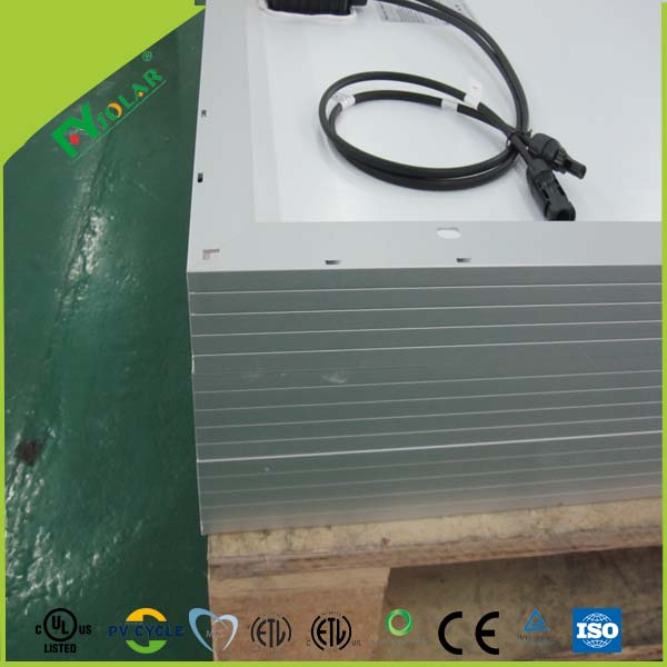 Wholesale High Efficiency 12 Volts 150 Watt 170w 150w Mono Black Solar Panel With Lowest Price solar panel