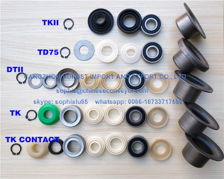 China OEM ODM conveyor roller bearing housing and labyrinth seals with reasonable price