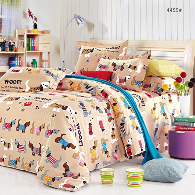 Carino Cani Bambini Cotone Stampato Lenzuola Matrimoniale Con Copripiumino Buy Letto Per Bambini Lenzuola I Bambini Lenzuola Di Cotone Chlidren Lenzuolo Product On Alibaba Com