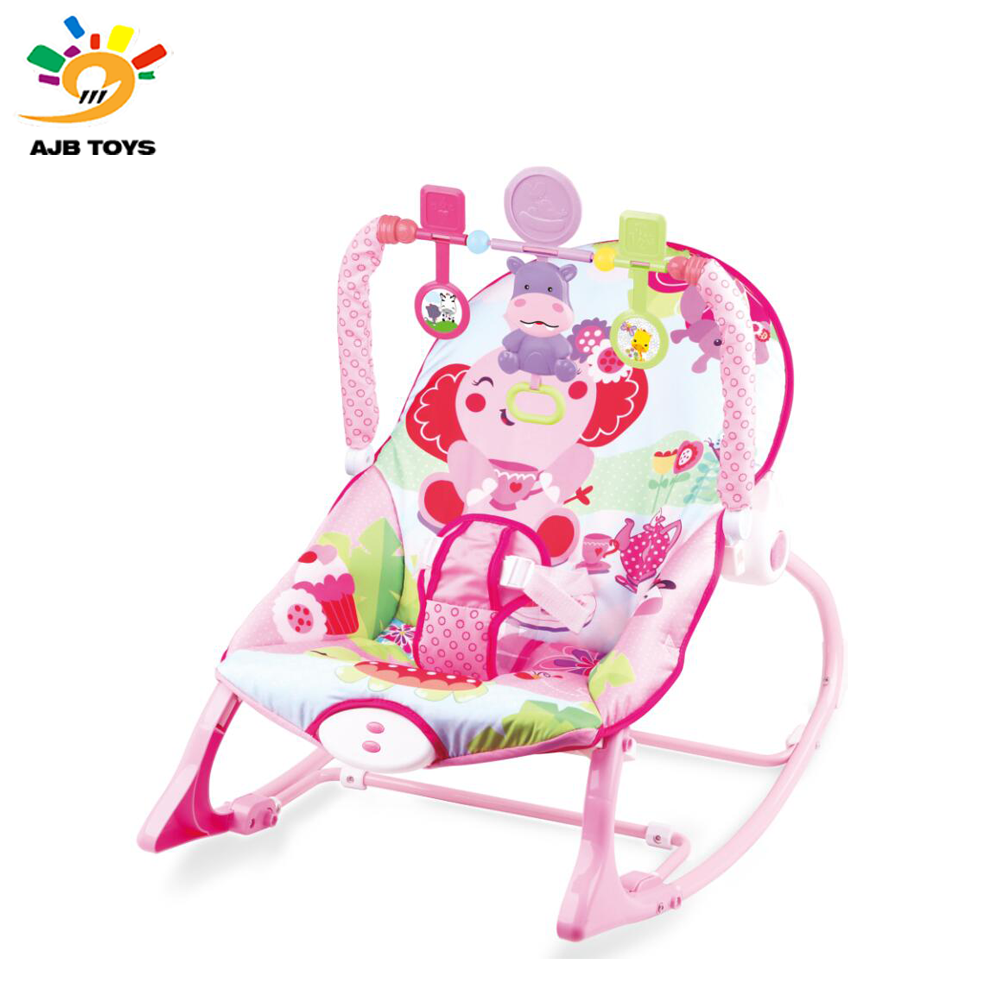 Rocking chair for baby girl with high quality