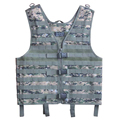 Hot Sale Tactical Molle Vest ACU Camouflage Police CS Combat Uniform Nylon Airsoft Paintball Military Hunting